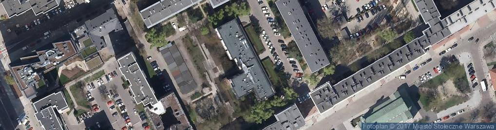Zdjęcie satelitarne Michał Rabijewski - Działalność Gospodarcza