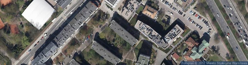Zdjęcie satelitarne Michał Zbieranowski - Działalność Gospodarcza