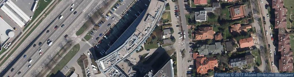 Zdjęcie satelitarne Mieszko S.A.