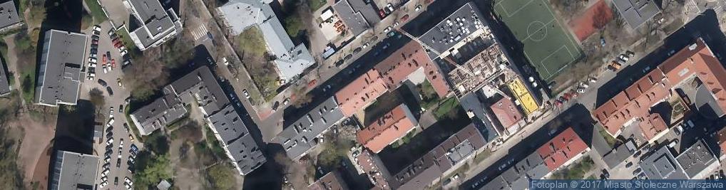 Zdjęcie satelitarne Milford Jacek Strzelecki