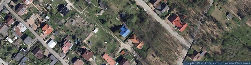 Zdjęcie satelitarne Milian