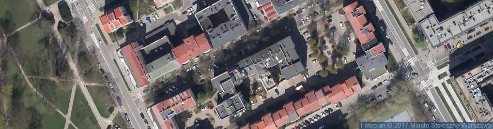 Zdjęcie satelitarne Millennium Sławomir Modzelewski Małgorzata Modzelewska