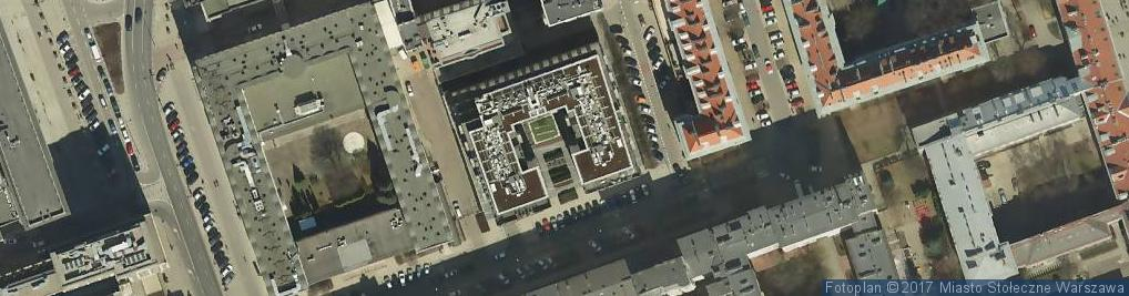 Zdjęcie satelitarne Miłosława Wach Kanclaria Adwokacka