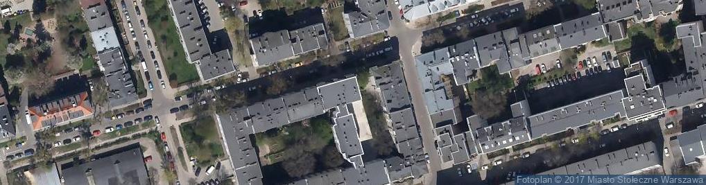 Zdjęcie satelitarne Miobilo