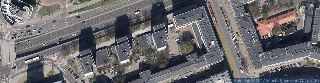 Zdjęcie satelitarne Misja Audio Sp. z o.o.