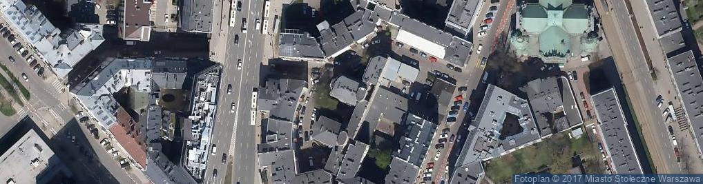 Zdjęcie satelitarne Miss Editions