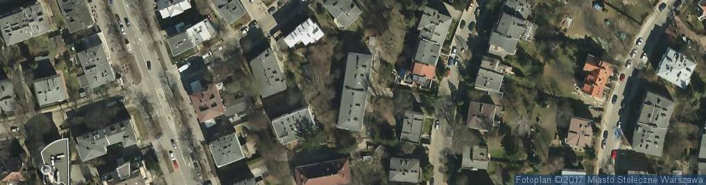 Zdjęcie satelitarne MJS Consulting