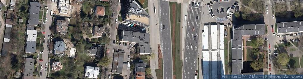 Zdjęcie satelitarne MM Meble Biurowe