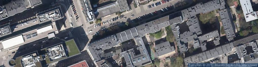 Zdjęcie satelitarne Monday Public Relations