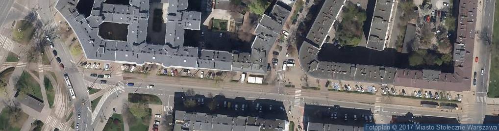 Zdjęcie satelitarne Monika Czarnecka - Działalność Gospodarcza