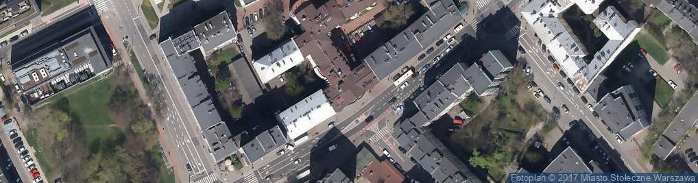 Zdjęcie satelitarne MT Consulting Tymon Zastrzeżyński