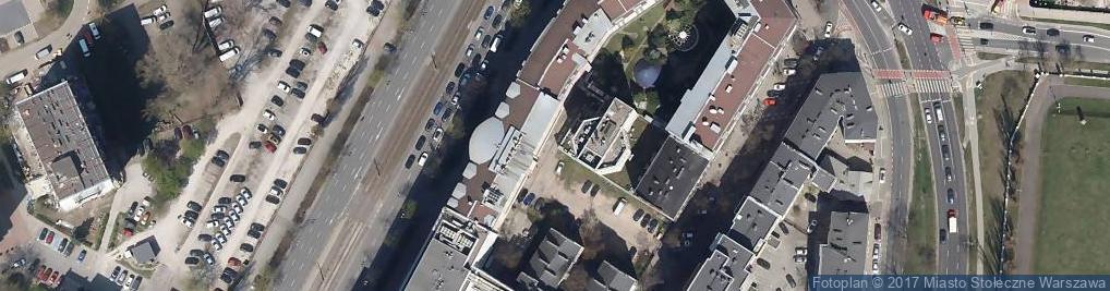 Zdjęcie satelitarne MT Development