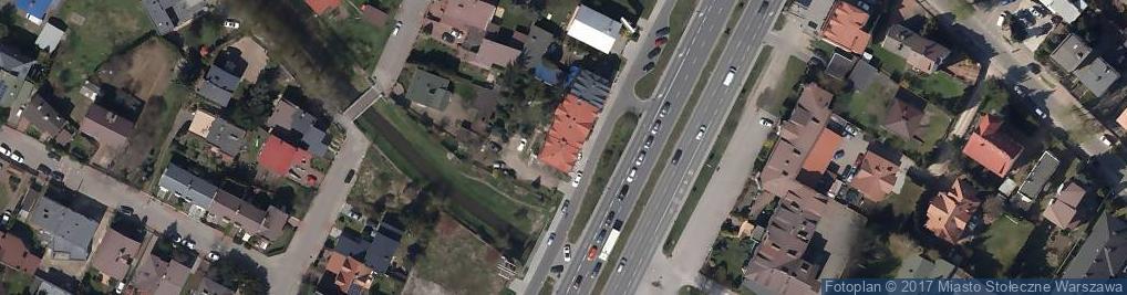 Zdjęcie satelitarne Multilokum