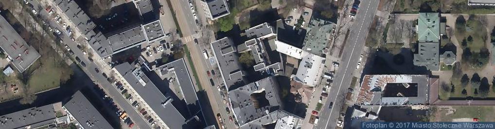 Zdjęcie satelitarne Muza S.A. Wydawnictwo