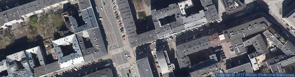 Zdjęcie satelitarne Muzak FM