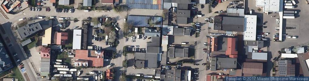 Zdjęcie satelitarne Myjnia Samochodowa