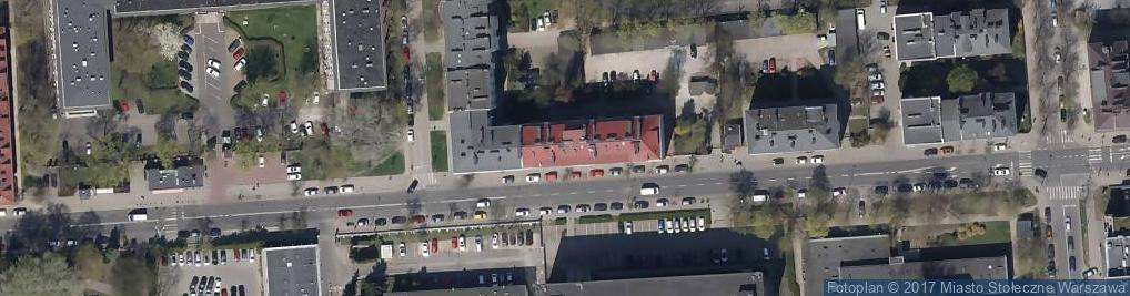 Zdjęcie satelitarne N.E.w.S.Informacje Marcin Śmiałowski
