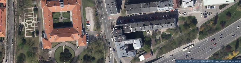 Zdjęcie satelitarne Nano Quants Trading