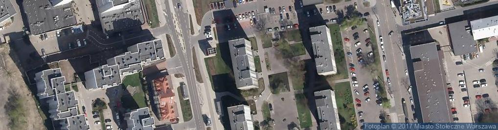 Zdjęcie satelitarne Naprawa Urządzeń Elektronicznach