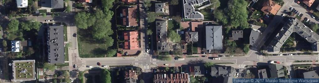 Zdjęcie satelitarne Narzędzia Jubilerskie Berus Bugalski Bugalski J Berus M