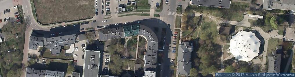 Zdjęcie satelitarne Natalia Daszyńska