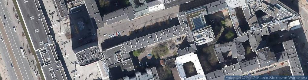 Zdjęcie satelitarne Nauczanie Języka Angielskiego i Hiszpańskiego Gromann Daniel