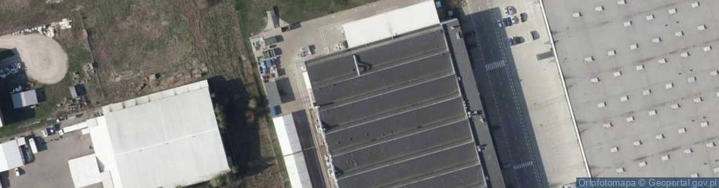 Zdjęcie satelitarne Nederman Polska