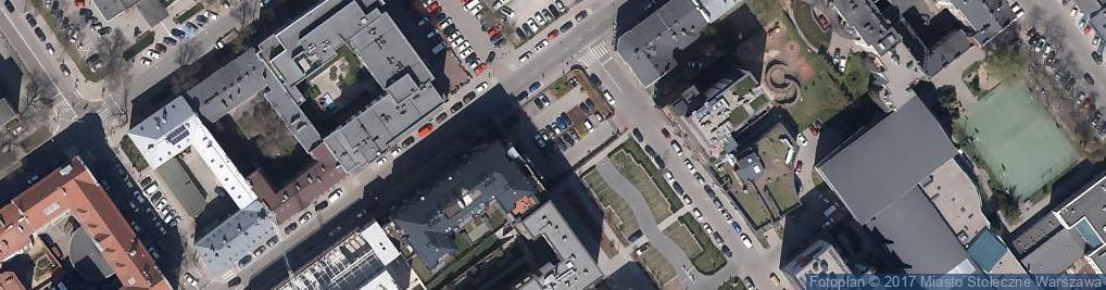 Zdjęcie satelitarne Nes S.C.