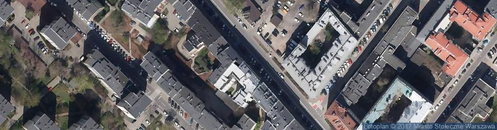 Zdjęcie satelitarne NEURON Sprzęt Rehabilitacyjny