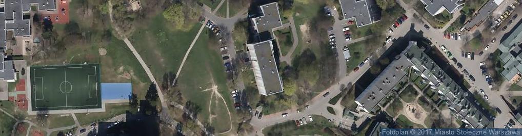 Zdjęcie satelitarne New Technologies Andrzej Zając
