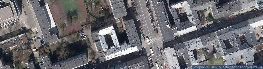Zdjęcie satelitarne Nova Decor Kids