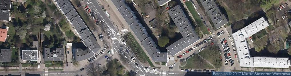 Zdjęcie satelitarne Nowator Plus Góra Delega Małż Pietrzak Sekutowicz