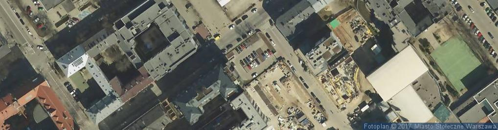 Zdjęcie satelitarne Obram Sp. z o.o.