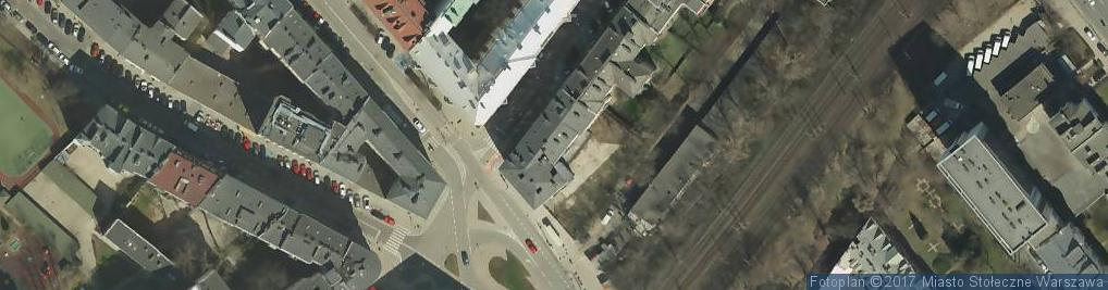 Zdjęcie satelitarne Obsługa Prawna Bartosz Lewandowski