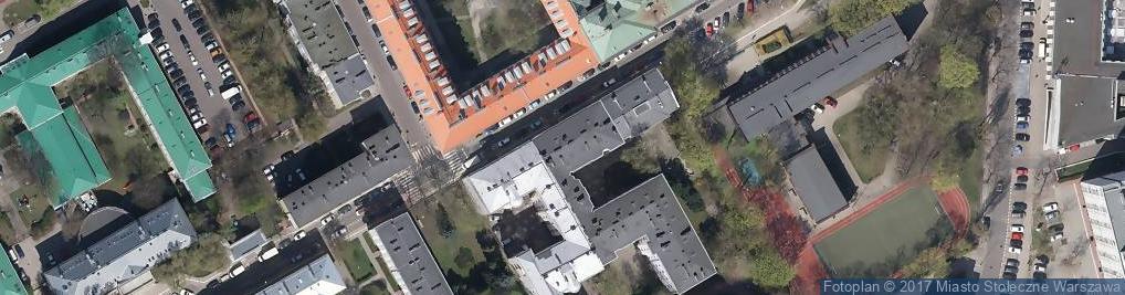 Zdjęcie satelitarne Ogólnopolskie Stowarzyszenie Implantologii Stomatologicznej