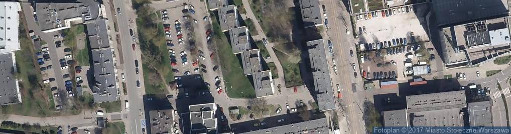 Zdjęcie satelitarne Okorama Rogaczewski Ilia