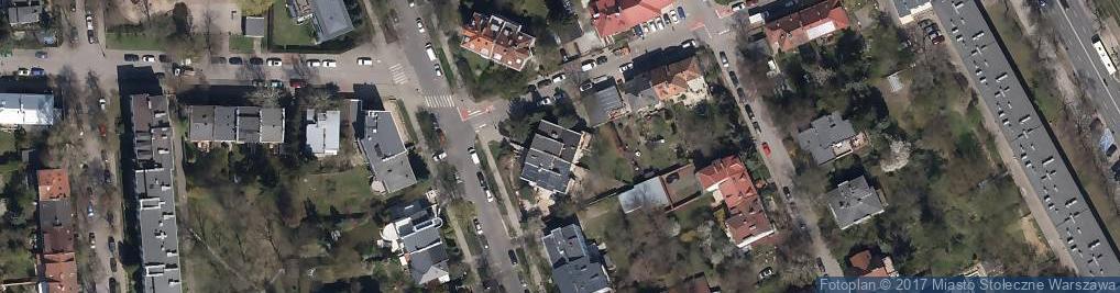 Zdjęcie satelitarne Omibus Wilk Jan Ryszard