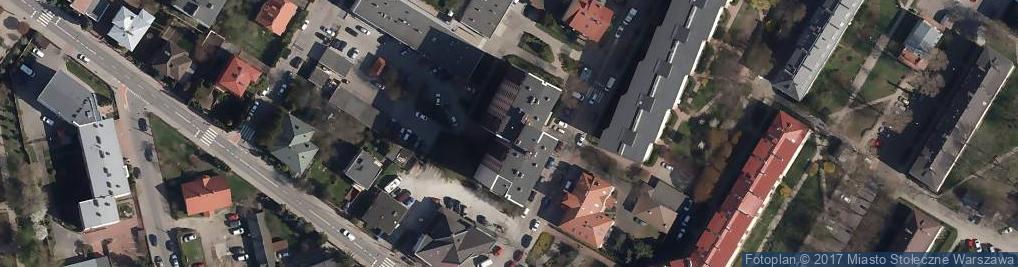Zdjęcie satelitarne Omicron