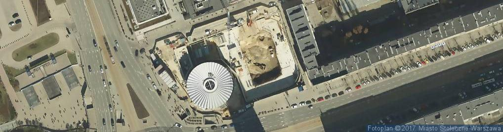 Zdjęcie satelitarne Onyx Poland