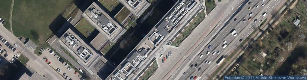 Zdjęcie satelitarne Orange Polska