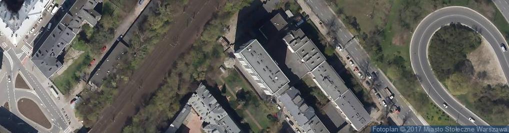 Zdjęcie satelitarne Orb Studio Jabłońska Justyna Niewiński Wojciech