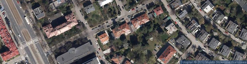 Zdjęcie satelitarne Orbi Plus & European Center Sp. z o.o.