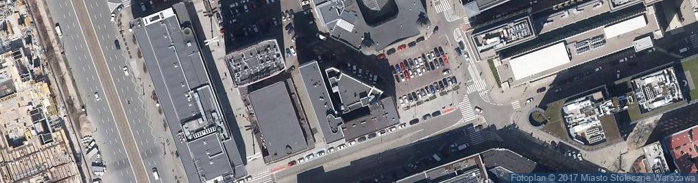 Zdjęcie satelitarne Orlean Club