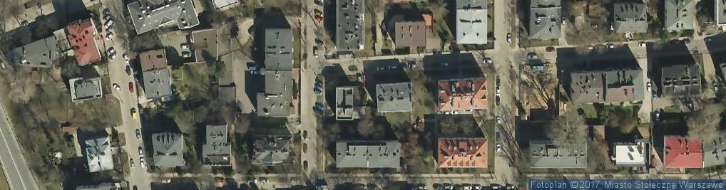 Zdjęcie satelitarne Orsa Sp. z o.o.