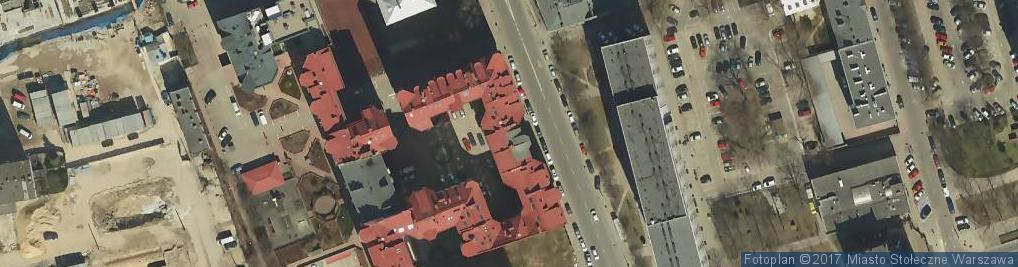 Zdjęcie satelitarne OSA