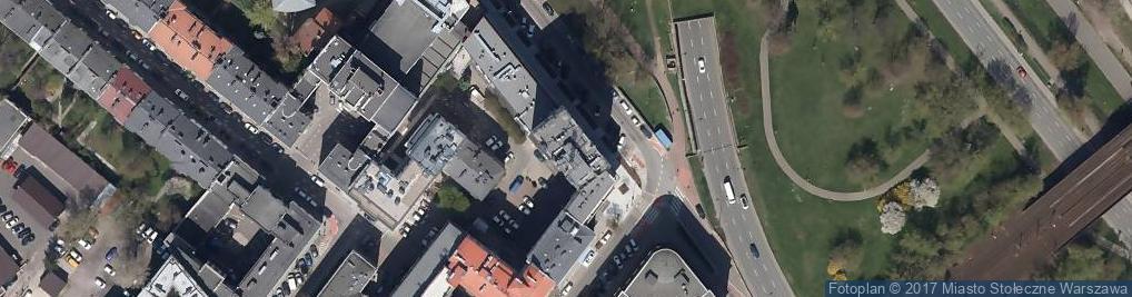 Zdjęcie satelitarne Osis