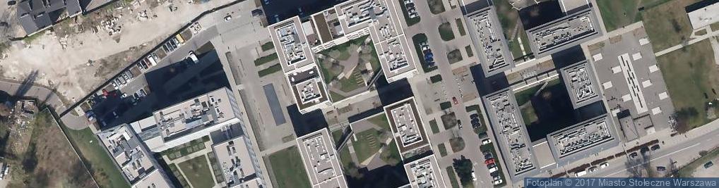 Zdjęcie satelitarne Osteo-Active Maciej Zawadzki