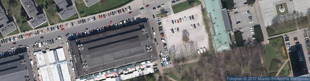 Zdjęcie satelitarne Ostrowski Arms