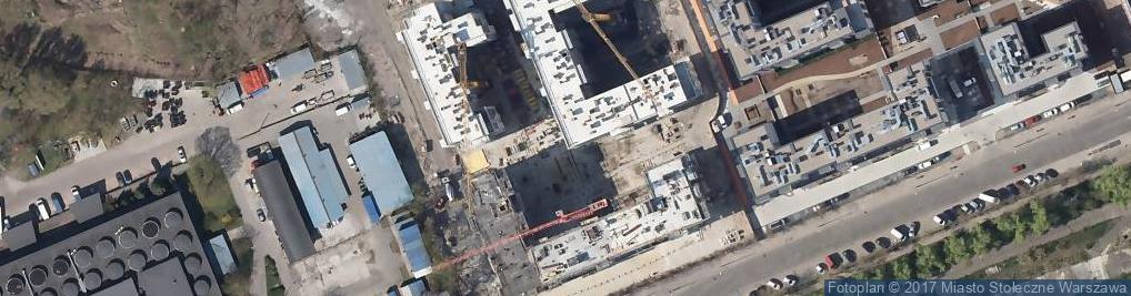 Zdjęcie satelitarne Oświata Sp. z o.o.