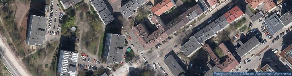 Zdjęcie satelitarne Oye Szkoła Tańca Jakub Kowalczyk